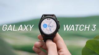 Đánh giá chi tiết Samsung Galaxy Watch3