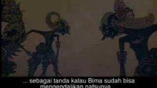 Wayang Kulit (Dewa Ruci by Ki Manteb, 8/10)