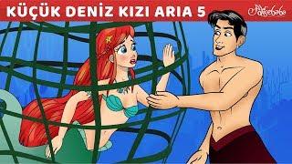 Adisebaba Çizgi Film Masallar - Küçük Deniz Kızı Aria 5 (YENİ) - Kayıp Balıklar - Little Mermaid