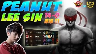 ESTO PASA SI NO BANEAS LEE SIN A PEANUT | SKT vs MARINES (MSI) Highlights