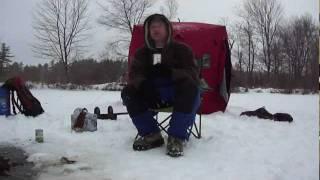 Survivor Man Ice Fishing Parody - Season II