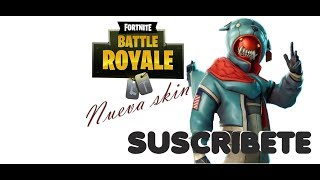 New skin fortnite growls