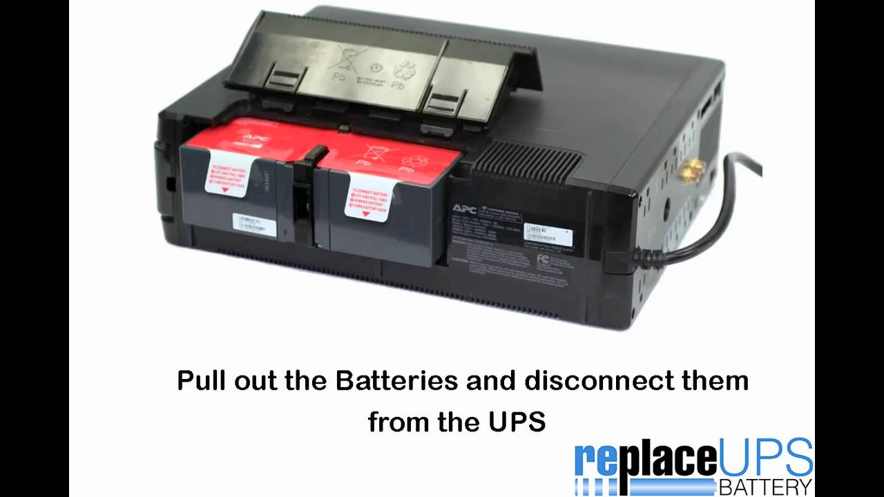 Apc Smart Ups 1500 Battery Wiring Diagram How To Replace Br1500g