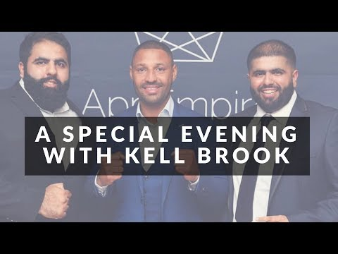 An evening with Kell Brook | Coventry | Talks boxing journey, The GGG fight, Comeback and Amir Khan.