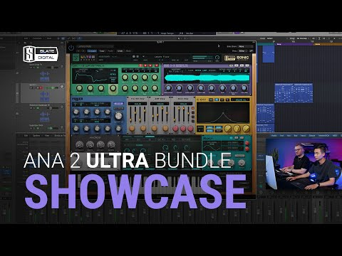 🔊 Check out the sounds you get in ANA 2 Ultra Bundle 🔊