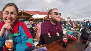 Bulgaria Skiing - Bansko Bulgaria Ski Trip 2019 4K