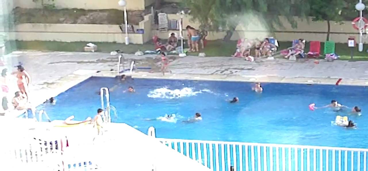 piscina en las fuentezuelas de jaen olimpo youtube