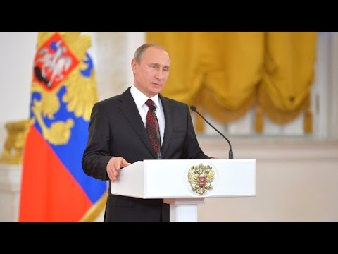 LIVE: Putin to speak at State Duma in Moscow