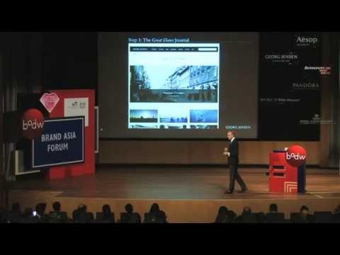 [BODW 2012 | BrandAsia Forum] Ulrik Garde Due