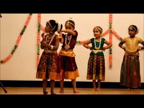 Aanya's 1st dance