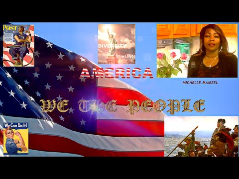 INSPIRING AMERICA    We THE People
