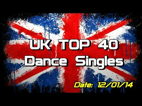 UK Top 40 - Dance Singles (12/01/2014)