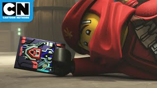 The Forgotten Motherboard | Ninjago | Cartoon Network