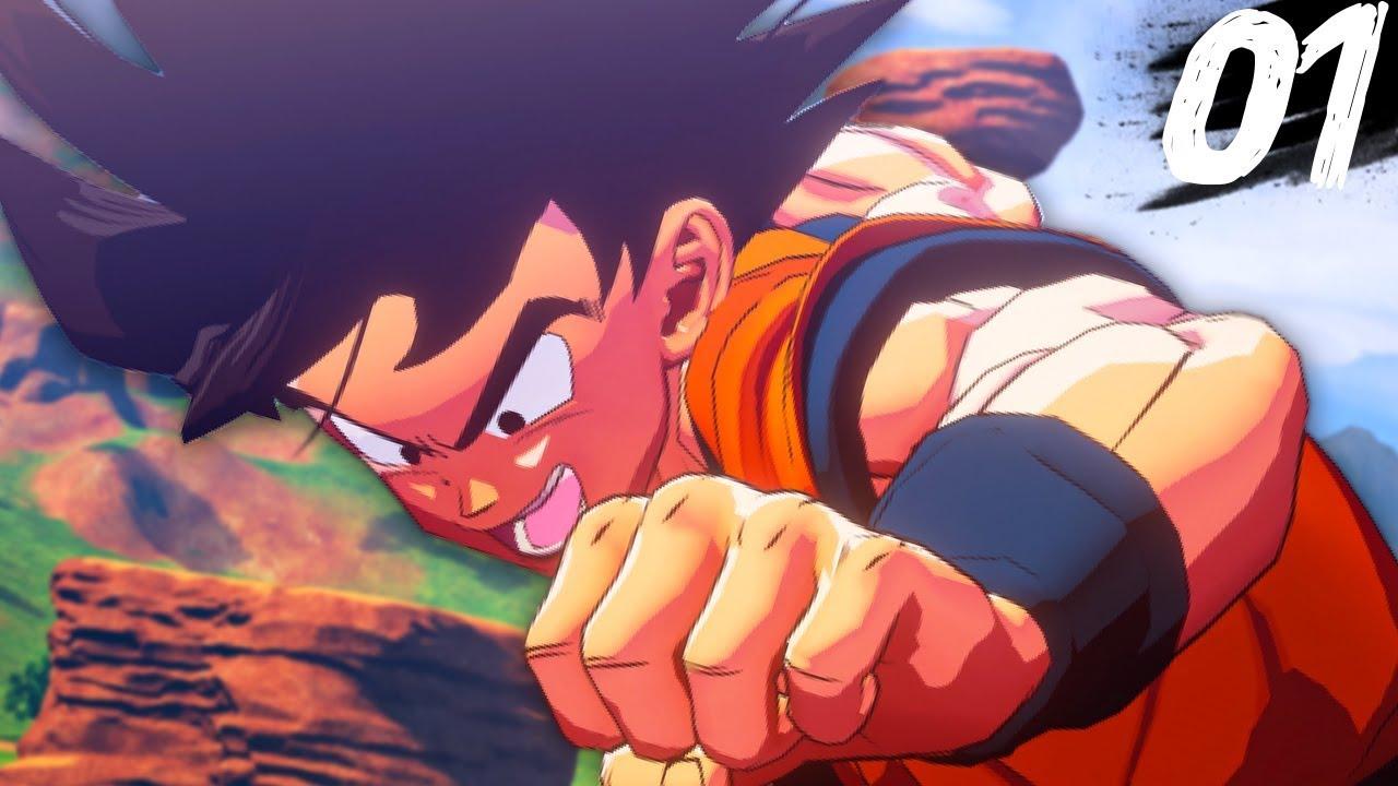 Download Dragon Ball Z Kakarot - THE STORY BEGINS! - Part 1