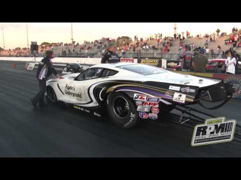 Worlds Quickest NHRA Legal ProMod Pass in History 5@255!!