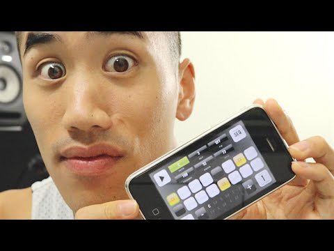 I made an album using only an iPhone 3. | Andrew Huang