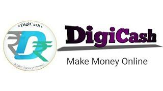 Make money online || DigiCash online
