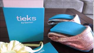 TIEKS by Gavrieli in Rose Gold Review & Shown being worn Thumbnail