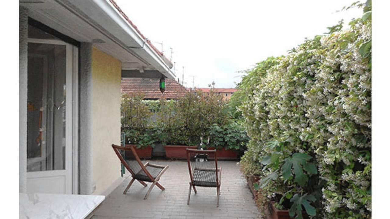 bilocale con terrazzo in affitto via de albertis milano