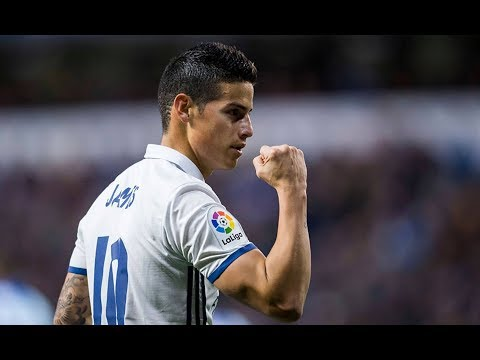James Rodriguez secures freedom, opportunity with Bayern Munich move