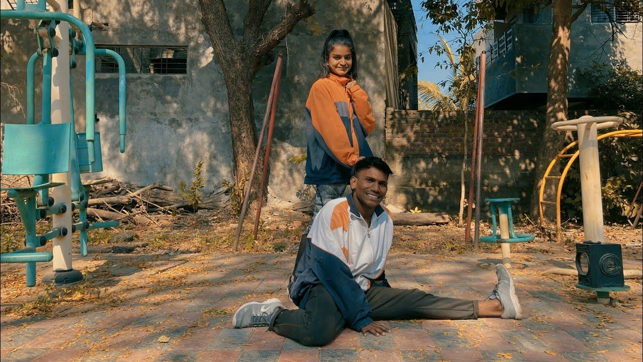 Tere Layee Locking Dance Choreography | Shubham X Maitrayani | Akola X Amravati