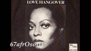 ✿ DIANA ROSS - Love Hangover (1976) ✿
