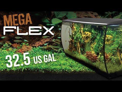 Fluval Flex 32.5 US Gal Aquarium