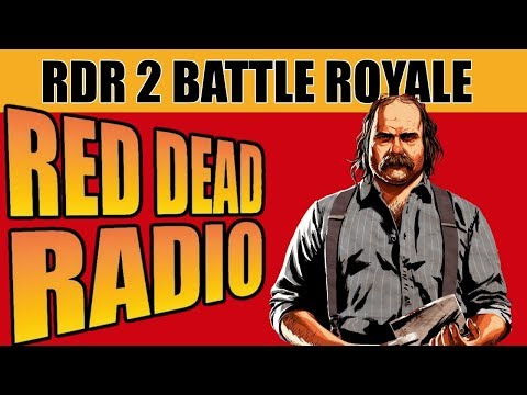 Red Dead Battle Royale - Red Dead Radio Ep. 39