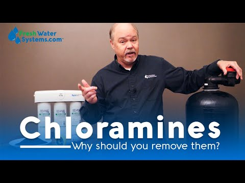 How To Remove Chloramines From Your Water