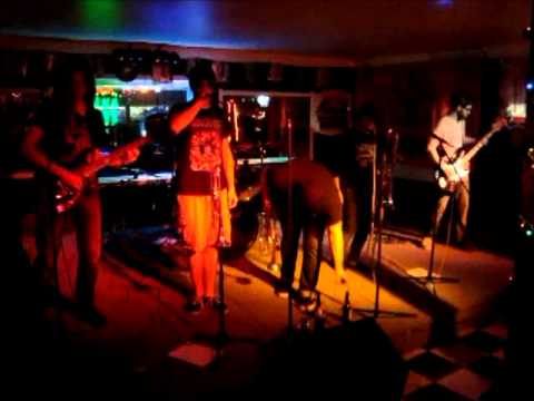 The Kerplunks - Real Eyes (Live at Checker's 4/11/14)
