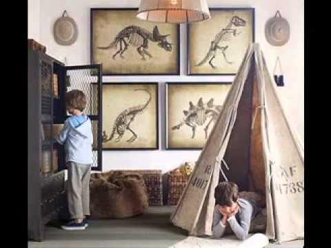 Dinosaur Room Decor Ideas