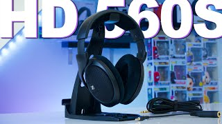 Sennheiser HD 560S Review - Entry Audiophile Headphones