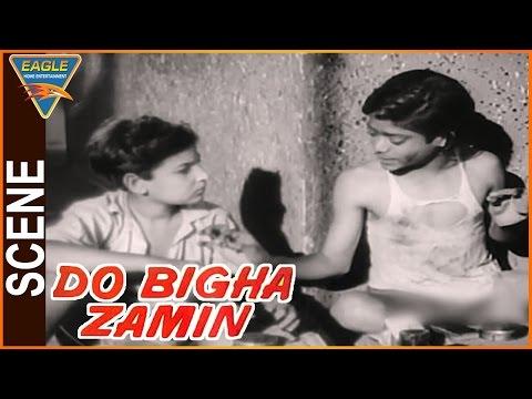Do Bigha Zamin Hindi Movie || Chinni Best Scene || Balraj Sahni, Nirupa Roy || Eagle Hindi Movies