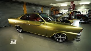 INSIDE GARAGE: Holden FB concept build combining FIVE cars in one!!