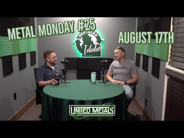 Metal Monday #25 with Nick and Brett