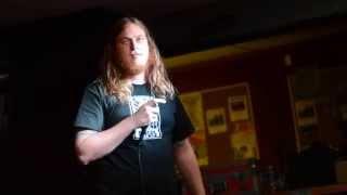 "Comedy Coughs: Ian Stuart- ""Skunk Weed"""