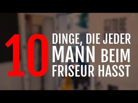 DINGE DIE MÄNNER BEIM FRISEUR HASSEN | FUN | BARTMANN