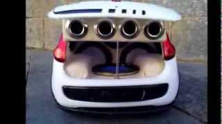 mini palio primeiro com 4 autos falantes da net ! thumbnail