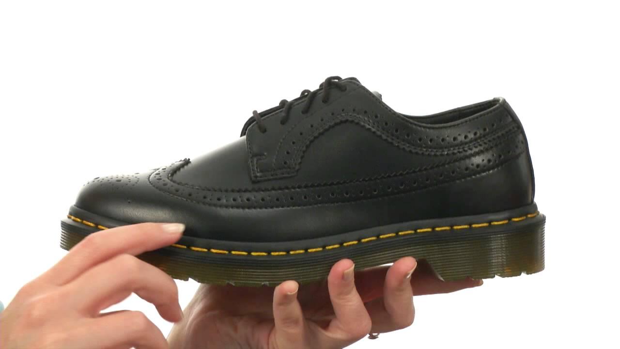 Dr. Martens 3989 Wingtip Shoe 1Jb58s