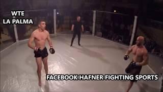 Eder Betancourt vs Jose Antonio MMA WTE La Palma