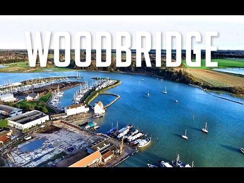 Suffolk - Woodbridge Tide Mill & River Deben