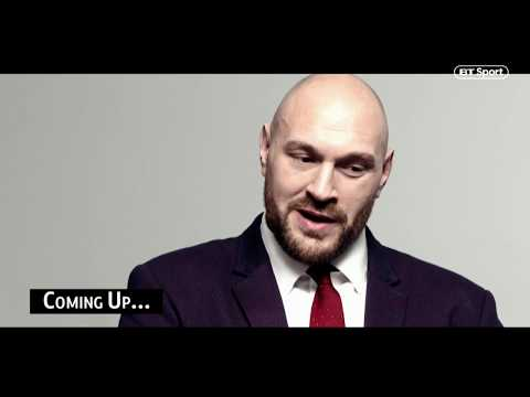 """I am the lineal champion!"" Tyson Fury, Billy Joe Saunders and Carl Frampton boxing round table"
