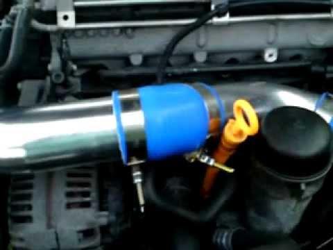 Seat Leon Tdi Toyosports FMIC Install Instructions pd130 part 1