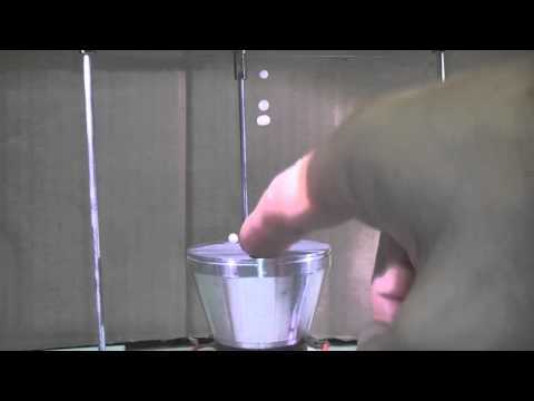 Ultrasonic acoustic levitation