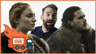 Game Of Thrones Premiere Reacts - Kinda Funny Morning Show 07.17.17