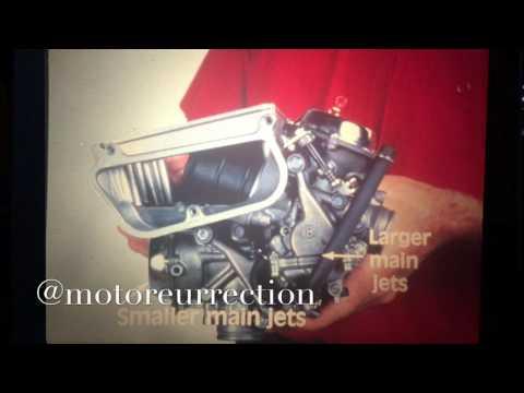 Carburetor video part 2 Diagnose Clean and Repair v4 carbs