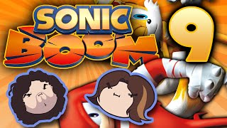 Sonic Boom: Problem Solving - PART 9 - Game Grumps