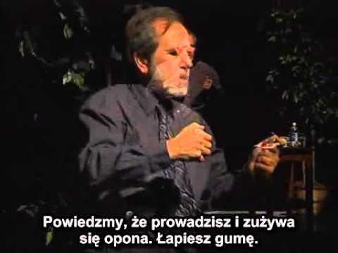 Bruce Lipton - Nowa Biologia - Umysł ponad materią część 1