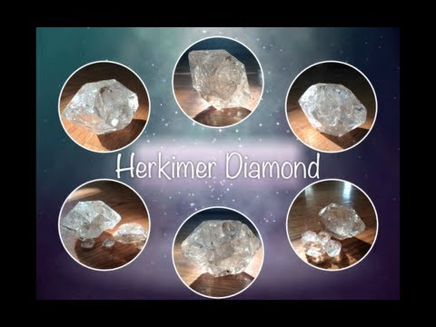 Herkimer Diamond- Lets Talk Stones