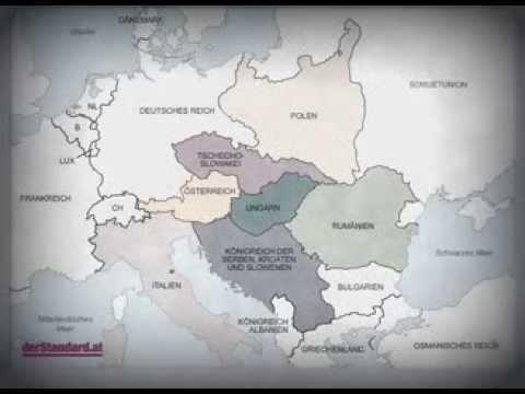 Deutsche Karte Vor Dem 1 Weltkrieg.Die Grenzen Europas Vor Und Nach Dem Ersten Weltkrieg